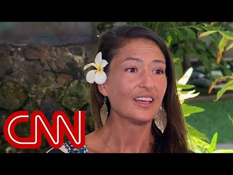 How did missing hiker survive for 17 days in Hawaii?