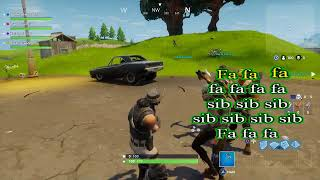 Fortnite Fresh Dance | Flute cover *Flauta con notas*