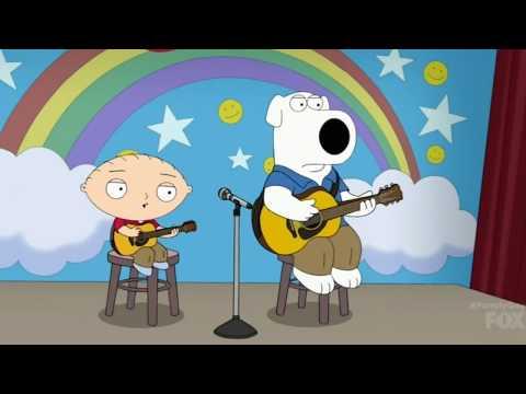 Family Guy - Red Shirt Blue Shirt