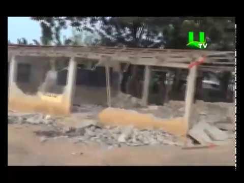 Aftermath Of Jamra KG Disaster
