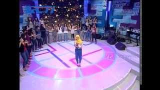 Fatin Shidqia Lubis Nyanyikan 'Aku Memilih Untuk Setia' - dahSyat 14 Mei 2014