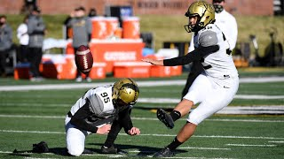 Vanderbilt Kicker Sarah Fuller Makes History as the First Woman to appear in a Power 5 Football Game