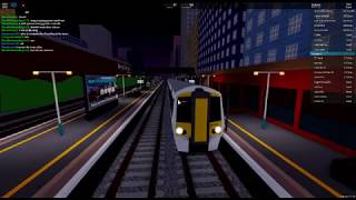 ROBLOX:SCR, Connect Train ride from Berrily to Morganstown