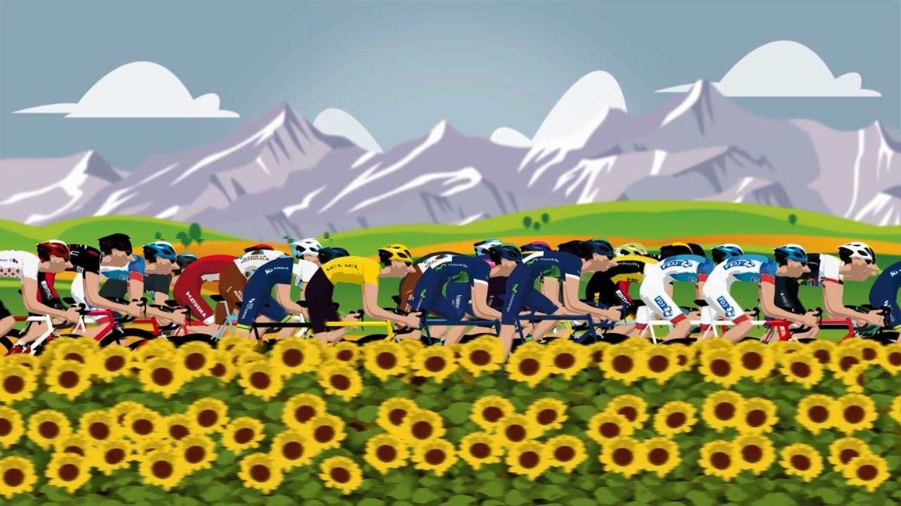 I Love You Animation Wallpaper Le Tour De France For Newbies Youtube