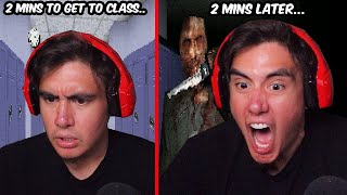 YOU HAVE 2 MINUTES TO GET TO CLASS...OR ELSE | Free Random Games