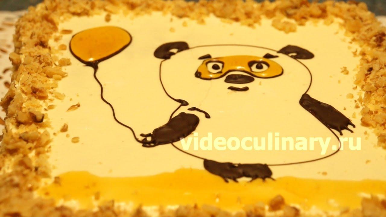 Рецепты торта медовик бисквитного торта