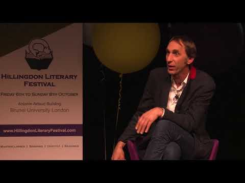 Will Self – Phone – Hillingdon Literary Festival 2017