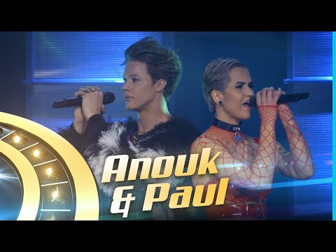 Don't Stop The Music - Rihanna (Cover By: Anouk & Paul) // The Bootcamp