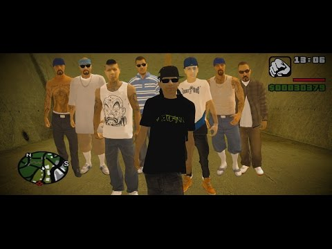 Maniako Feat. Toser One & Teponer BLack You - A Lo San Andreas | Video Oficial | HD