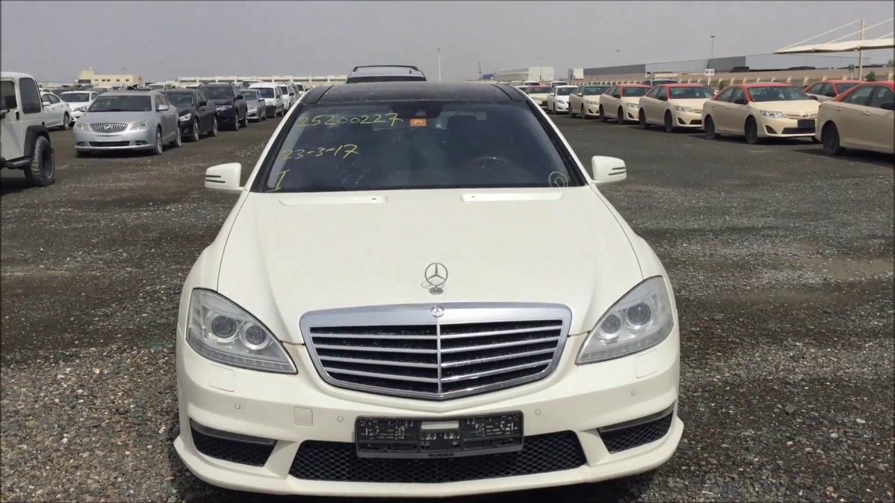 Run & Drive used cars up for auction today in Dubai! - YouTube