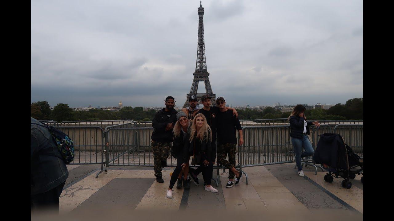 PARIS VLOG 2018   JANELLE CLARKE