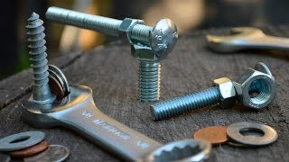 How to loosen or Tighten Nuts and Bolts with the Wrong Size Wrench 🔩🔧