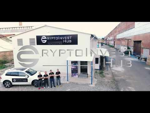 CryptoInvestHub - Bitcoin & Altcoin Mining Farm Co-location in Georgia.