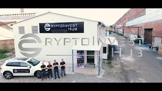 CryptoInvestHub - Bitcoin & Altcoin Mining Farm Co-location in Georgia.