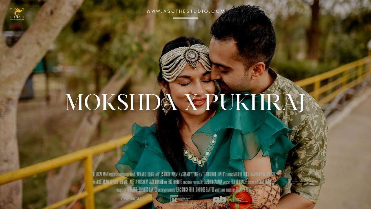 Wedding Teaser | Mokshda & Pukhraj | Abhishek Sanyal Clickography (ASC)