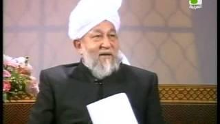 Liqa Ma'al Arab 8 March 1995 Question/Answer English/Arabic Islam Ahmadiyya