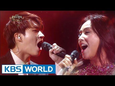 Yang Sookyung & Nam Woohyun - Forever [Immortal Songs 2 / 2017.05.06]