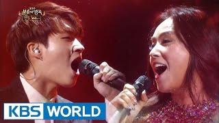Video Yang Sookyung & Nam Woohyun - Forever [Immortal Songs 2 / 2017.05.06] download MP3, 3GP, MP4, WEBM, AVI, FLV Mei 2018