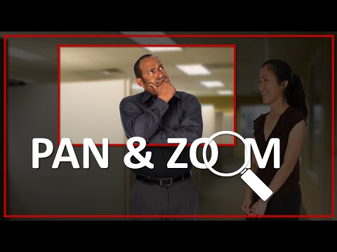 Pan and Zoom PowerPoint Animation Effect