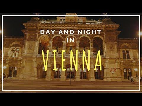 Day and night in Vienna - Travel Austria
