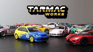 Tarmac Works 1/64 [Overview]