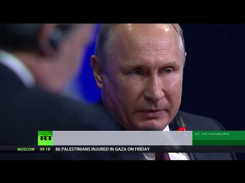 Putin: 'Europe depends on US for defense. Don't worry about it – we will help'
