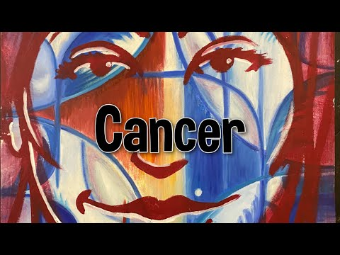 """CANCER """"IN CASE YOU DIDN'T GET IT THE FIRST TIME"""" 