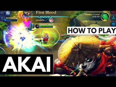 Mobile Legends In-Depth Guide: Akai Tips & Tricks