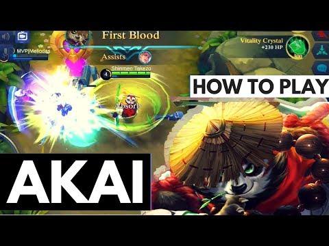 Mobile Legends In-Depth Guide: Akai Tips & Tricks