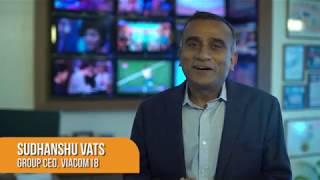 Sudhanshu Vats - Group CEO, Viacom18 On VStEP