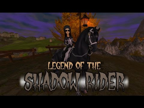 GHOST in Star Stable - Legend of the Shadow Rider HALLOWEEN SPECIAL