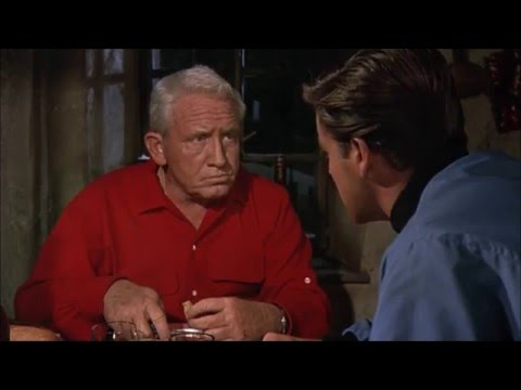 Spencer Tracy   The Mountain  1956     scene   HD