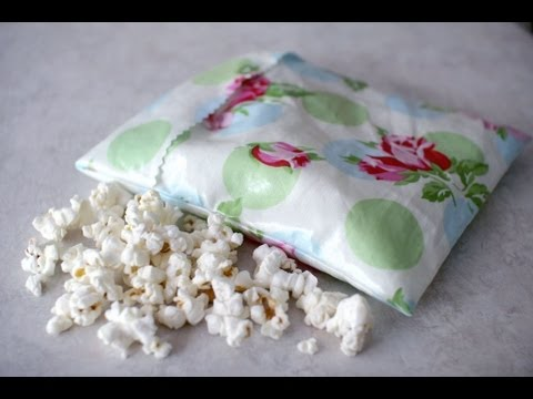 How to Make Reusable Sandwich & Snack Bags