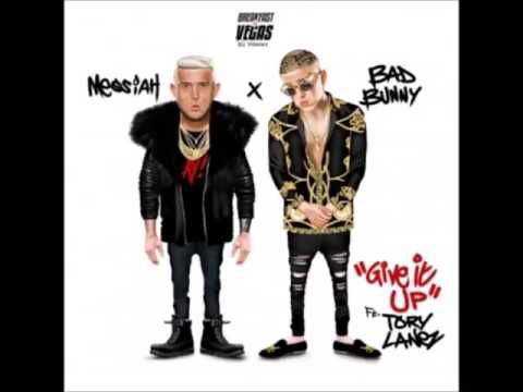 Messiah Ft. Bad Bunny - Give It Up
