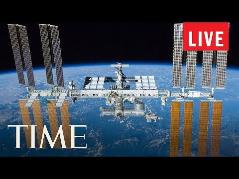 Russian Spacewalk Outside Of The International Space Station | LIVE | TIME