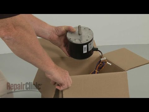 How To Install A Condenser Fan Motor Understanding The