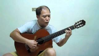 Mr.Chen SUMMER NIGHT 夏之夜 Classical Guitar 古典 吉他演奏 吉他小品