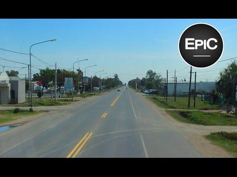 Autopista Rosario-Córdoba / Ruta 9 / Armstrong - Villa María - Cañada de Gómez - Carcarañá (HD)