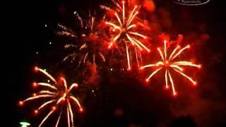 💥 Feuerwerk mit Musik (Silvester, Feuerwerk, Fireworks, Vuurwerk, EPIC)