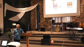 dr thein htay s sunday night bible study