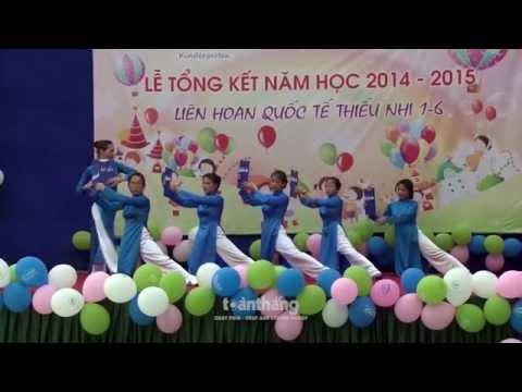 Múa Ước Mơ Xanh (do các cô giáo trường MN ECOKIDS biểu diễn)