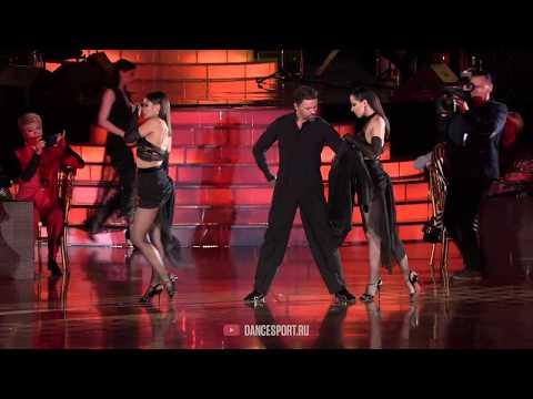 "Команда по аргентинскому танго ""TangoBanda"", #Argentine Tango / Кубок мира в Кремле 2019"