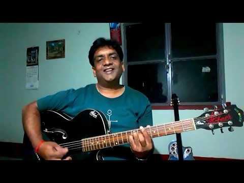 Yaad aa raha haitera payarGuitar chords and music part lesson