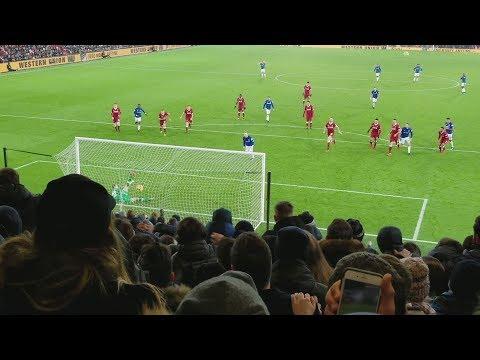 10th December 2017 Liverpool vs Everton (1-1)