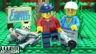Lego Fishing Contest