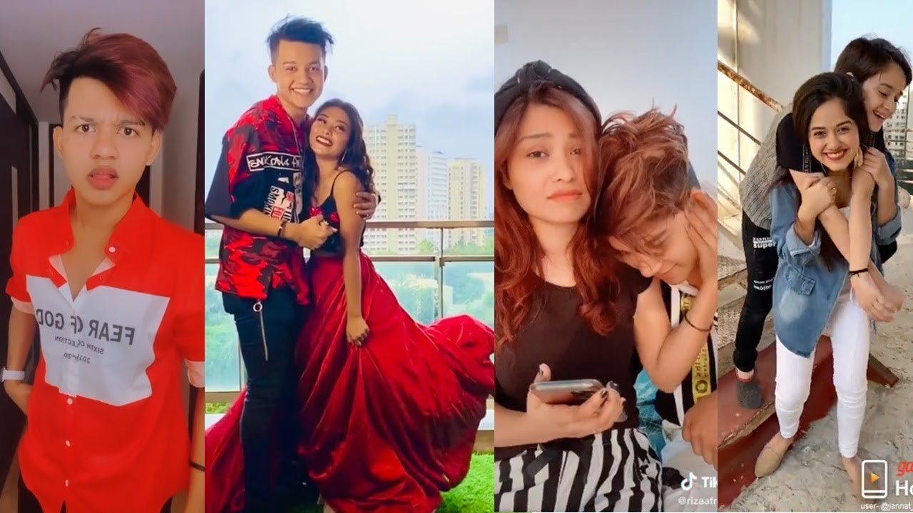 Riyaz New Insta Tiktok Videos With Riza, Family, Jannat , Avneet | Riyaz New Tiktok Videos