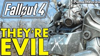 Fallout 4 Theory Are The Commonwealth Minutemen Evil Villains PumaTheories