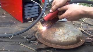 видео Как своими руками создать плазморез из сварочного инвертора