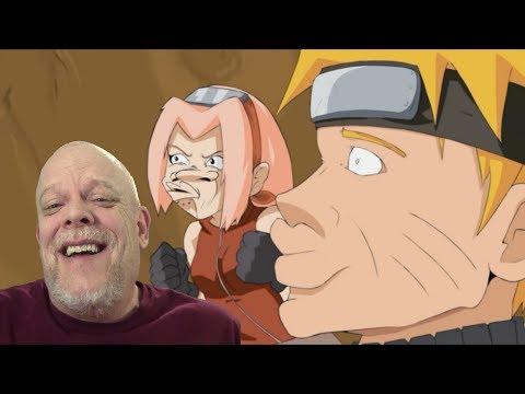 "REACTION VIDEOS | ""Narutoe ShitPooDamn"" - My Sides Ache From Laughing!  :-D"
