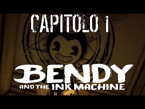 Creepypasta - Bendy and the ink machine (Chapter 1) [ITA]